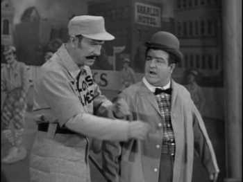 Abbot and Costello discuss the Freddy Sanchez situation.