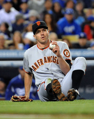 Barry Zito attempts to bench himself during another poor outing.