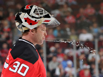 Does goaltender Martin Brodeur still have enough to lead his Devils to a Stanley Cup?