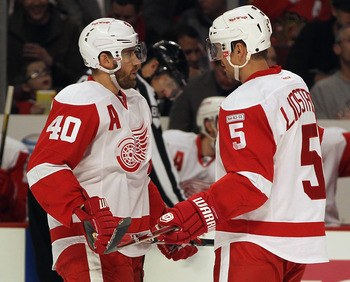Nick Lidstrom hopes to cap a hall-of-fame career with Stanley Cup #5...like his number!