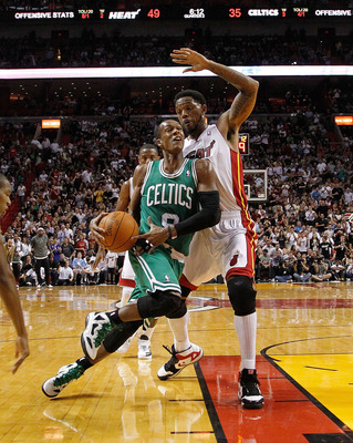 Rondo is a huge key to the Celts going anywhere in the playoffs.