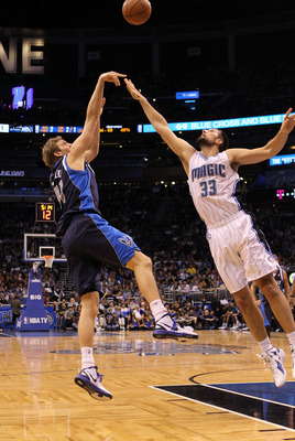 Dirk took his time getting into game shape after the lockout.