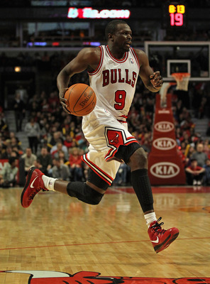 Is Deng the answer for the Bulls as Rose's sidekick?
