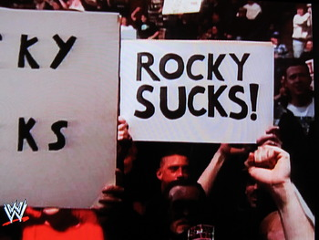 """Die Rocky Die"" was the harshest."