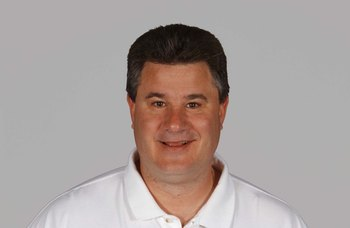 New Tennessee defensive coordinator Sal Sunseri