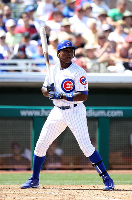 Soriano is mashing in the spring but don't expect him to continue that.