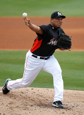 The hot-headed Zambrano will try to rebound in Miami.