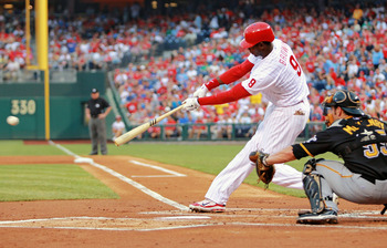 Brown hit .245 with 5 HRs and 32 RBI in 56 games for the Phillies last year.