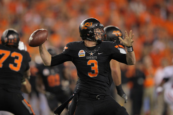 Will Weeden's age trigger a major tumble during the NFL draft?