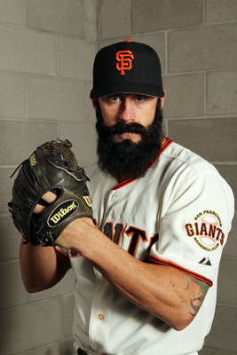 Will Giants' closer Brian Wilson's arm stay healthy?