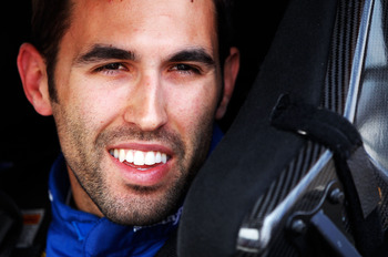 Aric Almirola earned his first Top 10 of the season Sunday at Martinsville
