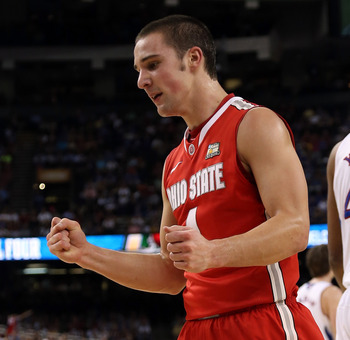 Aaron Craft gained a reputation as one of the best defenders in the country in 2012. Expect him to get better.