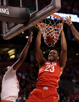 Amir Williams, a former McDonald's All-American, will be just a sophomore in 2012-13
