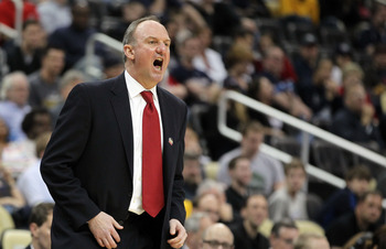 Thad Matta has led the Buckeyes to two Final Fours during his tenure in Columbus.