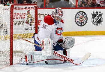 Carey Price can improve dramatically if Patrick Roy was his head coach.