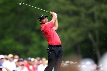 Jason Day: The Australian was last years runner-up