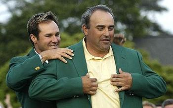Angel Cabrera: The Argentinan won the Masters in 2009