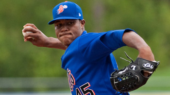 Jeurys Familia has flashed ace potential and can help the Mets this season. Photo is credited to metsblog.com