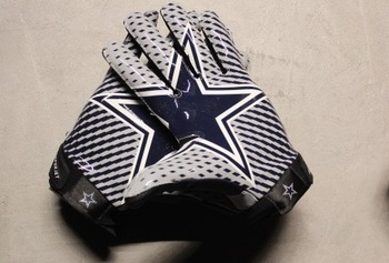 Dallas Cowboys Nike Gloves Football