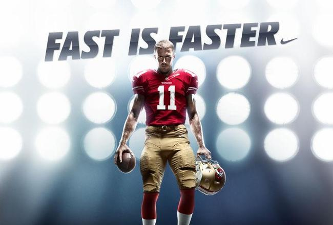 San Francisco 49ers Nike Uniforms Grading New Home And