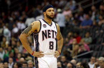 Deron Williams is still waiting for help that will never come