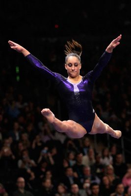 Teenage sensation Jordyn Wieber wants a spot on the U.S. team.