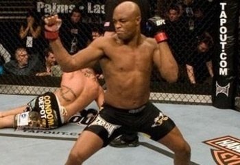 Why Anderson Silva Is the Best Striker in MMA