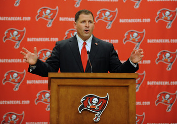 Greg Schiano seemed like an odd choice, but maybe he was the right one.