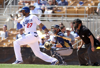 Matt Kemp led baseball with 126 RBI in 2011