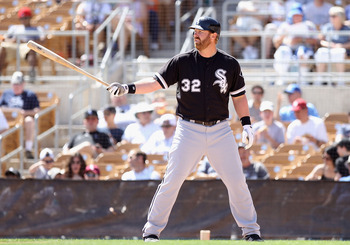 Adam Dunn had just 11 home runs last season, which is 27 below his career average.