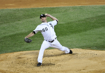 John Danks could be the ace of the 2012 White Sox staff.