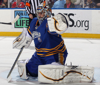 Ryan Miller's play will determine the Sabres' season.