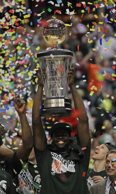 Michigan State, 2012 Big Ten Tourney Champs