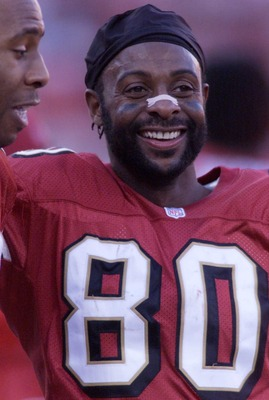 Jerry Rice, San Francisco 49er