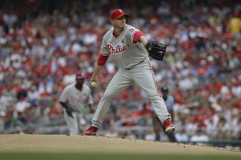 Halladay's debut in a Phillies uniform was successful.
