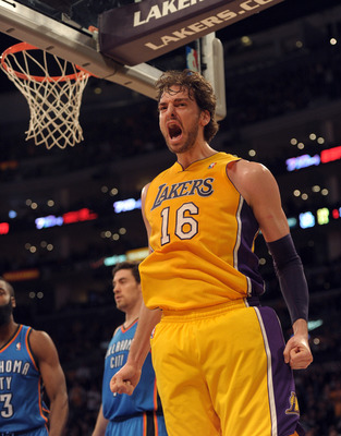 If the Lakers move Gasol, they may move for KG.