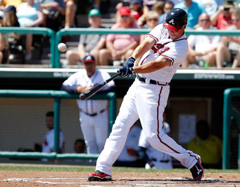 Chipper Jones deserves to play on one last good Braves team.