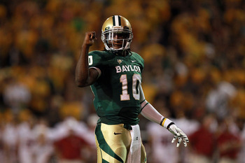 RG3 Plays old foe Nebraska
