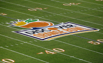 2012 Orange Bowl, National Semi-Final