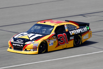 Jeff Burton's career revitalization could take a hit with Gordon and Busch lurking