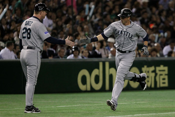 Justin Smoak is considered by many one of the player who could have breakout season in 2012.
