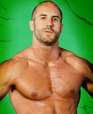 Antonio Cesaro, soon to be WWE Superstar