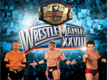 Christian vs. Zack Ryder vs. Richie Steamboat