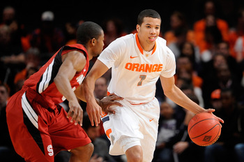 Michael Carter-Williams (right) played AAU with Noel for BABC and the two remain good friends.