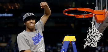 Anthony Davis' shadow will loom large in Lexington next season.