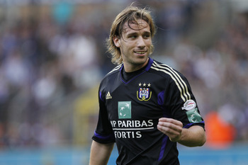 Anderlecht's Lucas Biglia is reportedly on Liverpool's acquisition list.