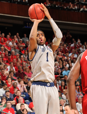 Hollis Thompson was the Hoya's second leading scorer in 2012.