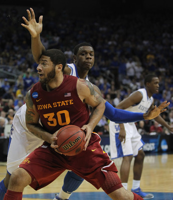 Royce White made a name for himself with several good games during the NCAA Tournament.