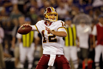 QB John Beck - Washington Redskins