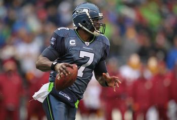 QB Tarvaris Jackson - Seattle Seahawks
